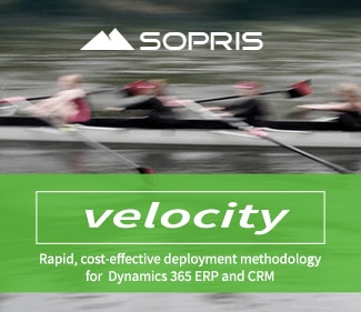 Rapid Implementation Dynamics 365 | Sopris Velocity