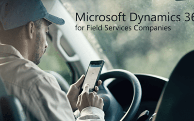 A Large Field of Field Services Software in 2017