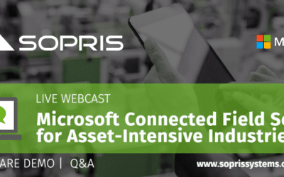 Webcast: Microsoft Connected Field Service for Asset-Intensive Industries