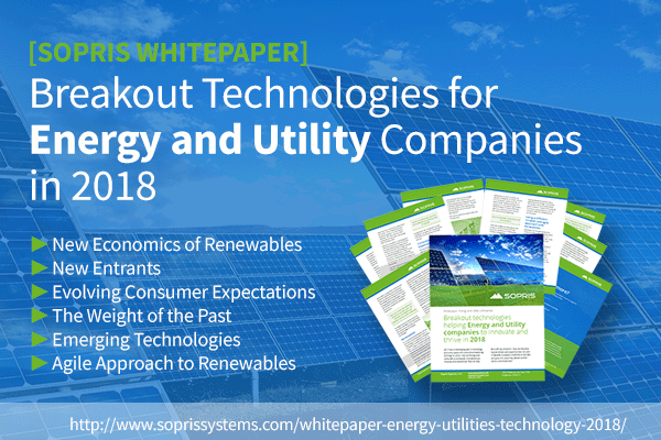 Energy and Utilities Sector Whitepaper Download