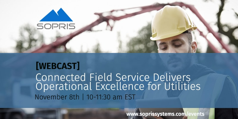 Webcast: Microsoft Connected Field Service for Utilities Companies