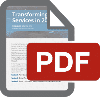 Transforming Field Service in 2018