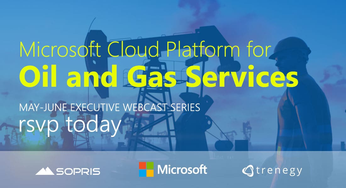 Oil and Gas Services Webcast