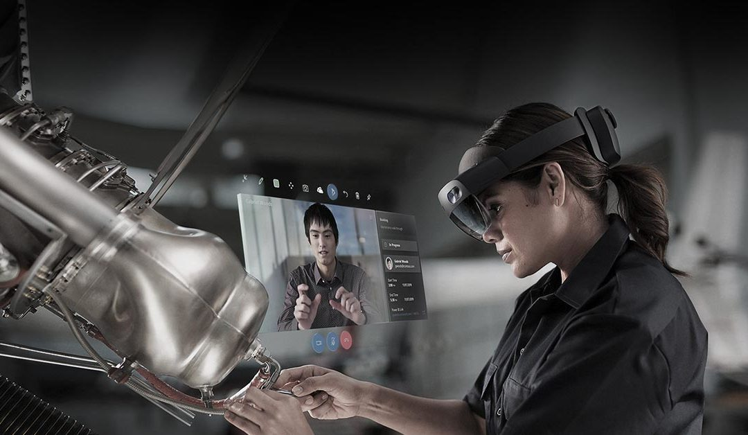 Augmented Reality for Oil and Gas Services Companies