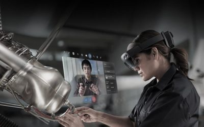 Augmented Reality: How its Transforming the Oil and Gas and Field Services Industries
